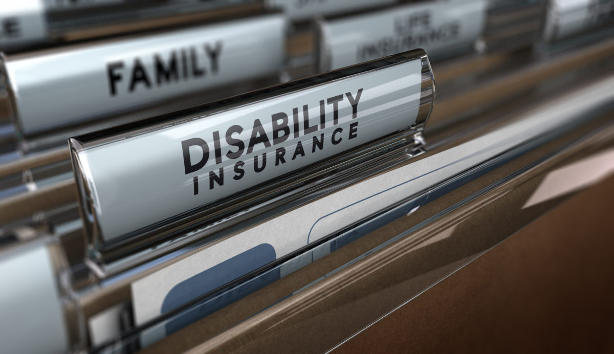 Disability Insurance Protection